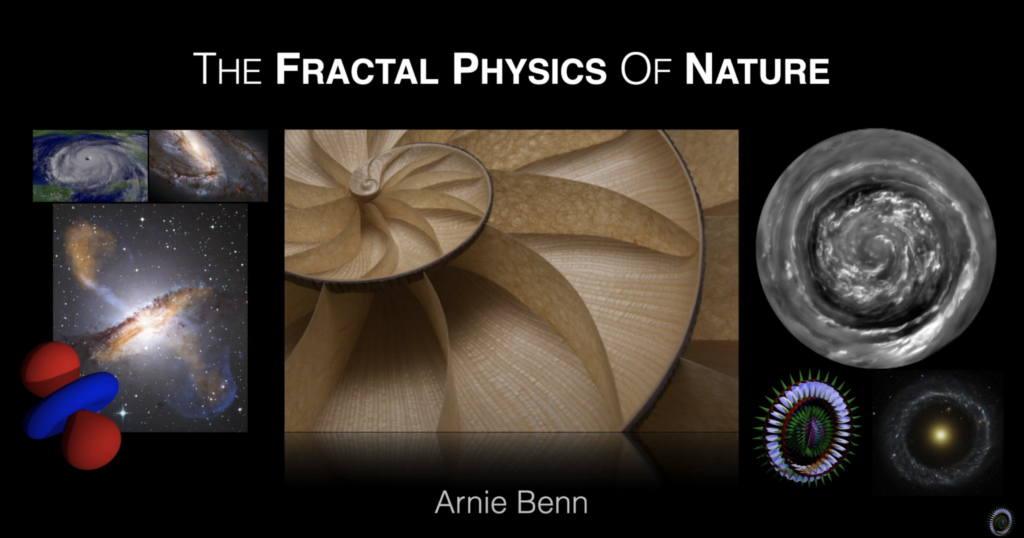 QC0039: Arnie Benn: The Fractal Physics of Nature